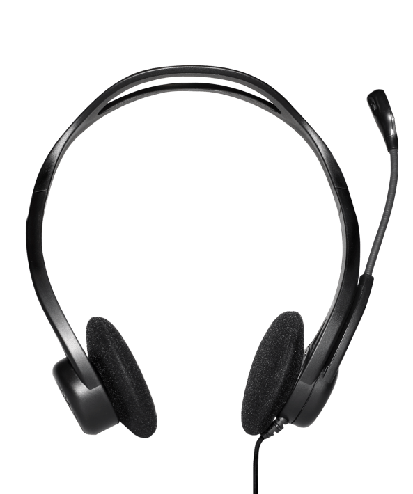 H370 USB HEADSET WITH DIGITAL AUDIO