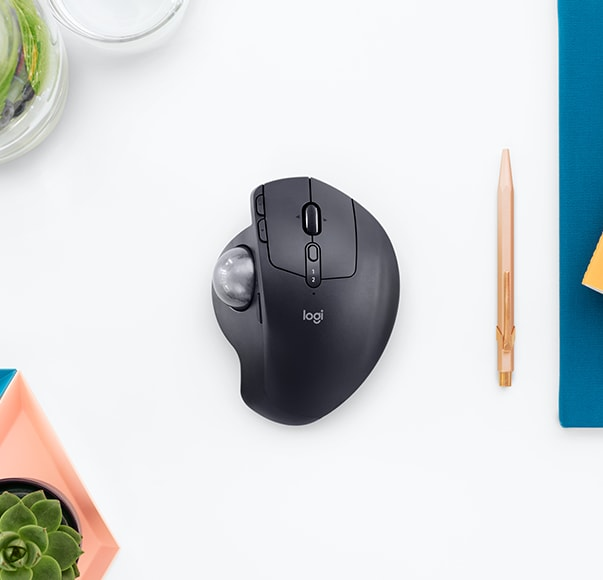 MX Ergo trackball mouse