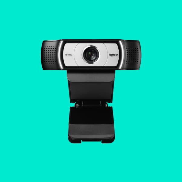 Webcam C930e para empresas