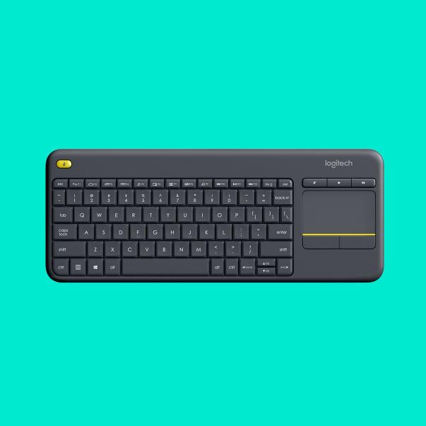 Trådløst berøringstastatur K400 Plus