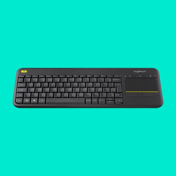 Wireless Touch Keyboard K400 Plus
