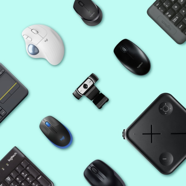 Logitech family of products