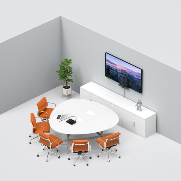 Logitech Room solution space