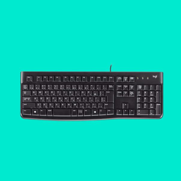 K120 USBキーボード