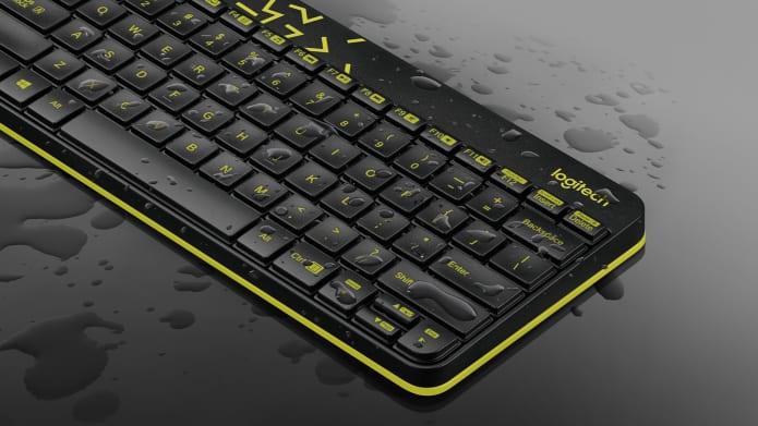 MK240 Keyboard is built to last
