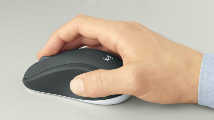 contoured comfort mouse