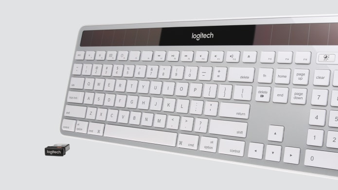 K750 for Mac Keyboard with Unifying Receiver