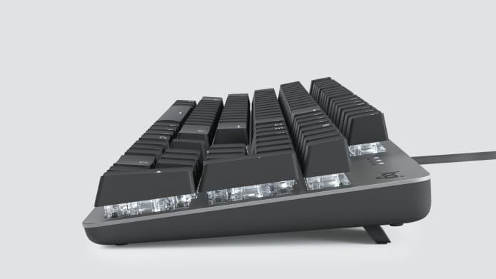 K845 keyboard sideview