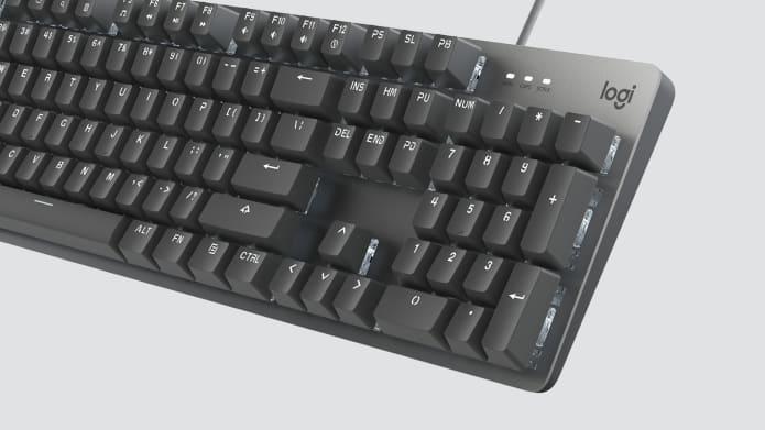 K845 keyboard numpad