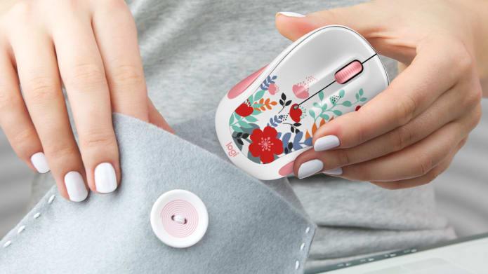 souris d'ordinateur compactes tenant dans de petites poches
