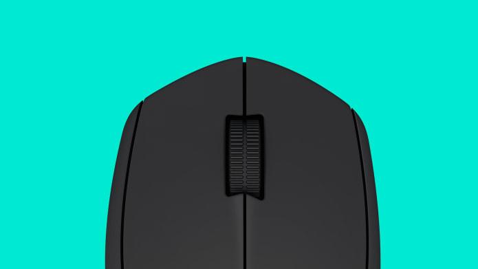Strapazierfähige kabellose Maus