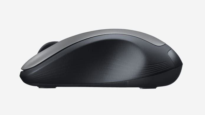contoured wireless mouse