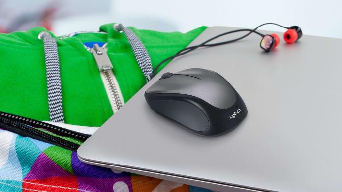 atractivo mouse inalámbrico