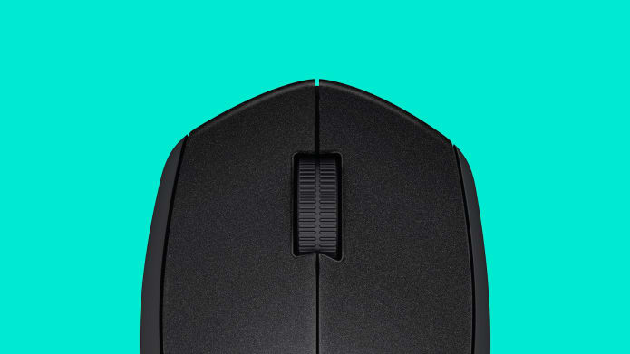 3 button scroll mouse