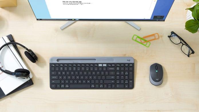 罗技 Voice M380 由百度语音技术提供支持。
