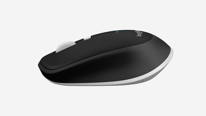compact mobile computer mouse