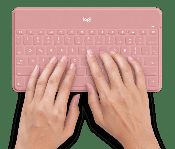 różowa keys-to-go