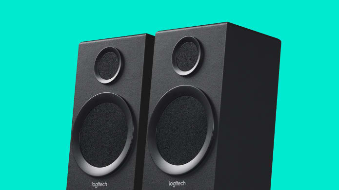 stereo speakers with bold sound