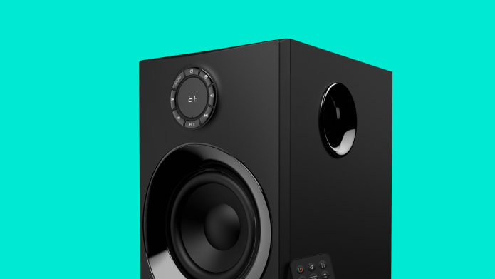 subwoofer with side port