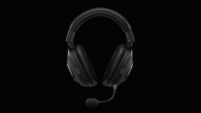 Pro X gaming headset front view