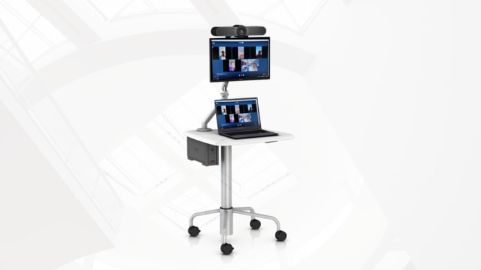Picture of 'Video Care Carts'