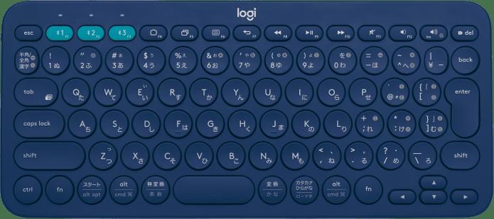 K380ブルー