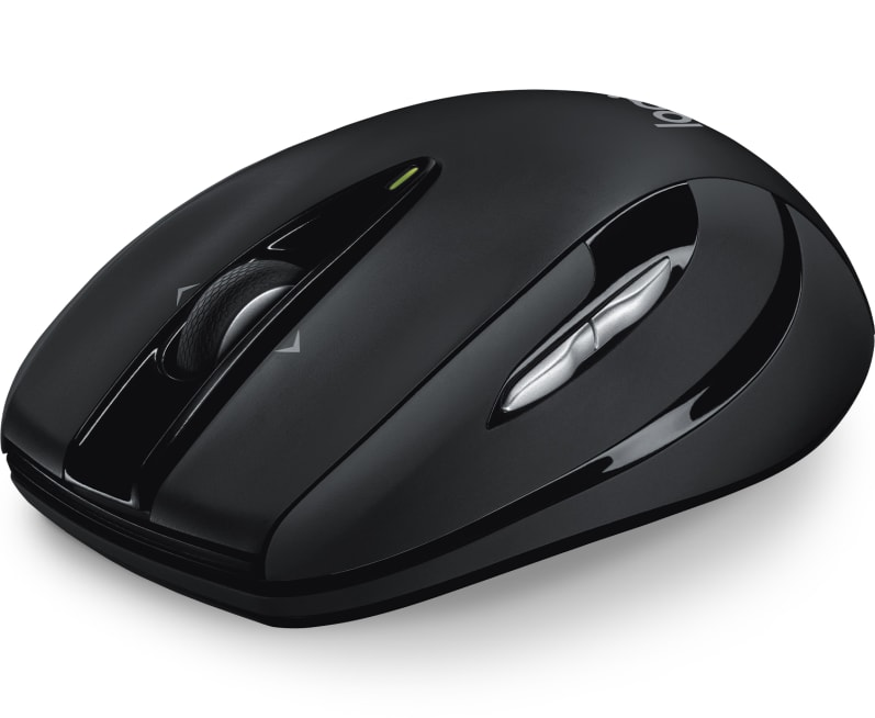 m545 Black mouse