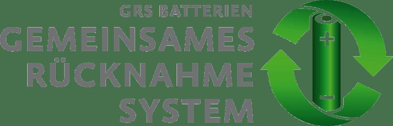 Gemeinsames Rücknahmesystem Batterien logo