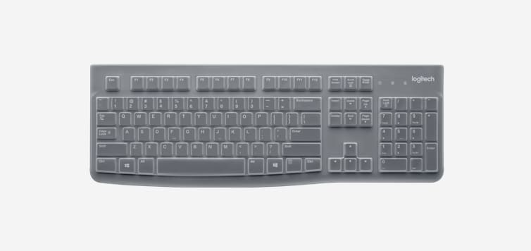 K120 wired keyboard